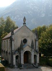 Chapelle Notre Dame de l'Ayguelade