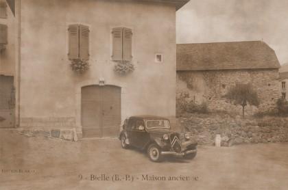 Carte Postale Ancienne de Bielle